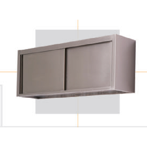 Wall Cabinet With Sliding Door Amajed